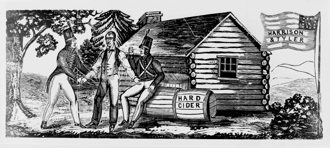Harpweek American Political Prints 1766 1876 Medium Image