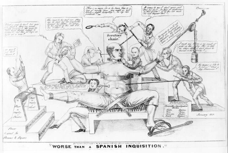 HarpWeek   American Political Prints 1766-1876   Medium Image
