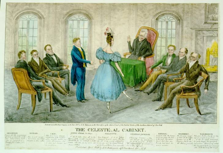 HarpWeek | American Political Prints 1766-1876 | Medium Image